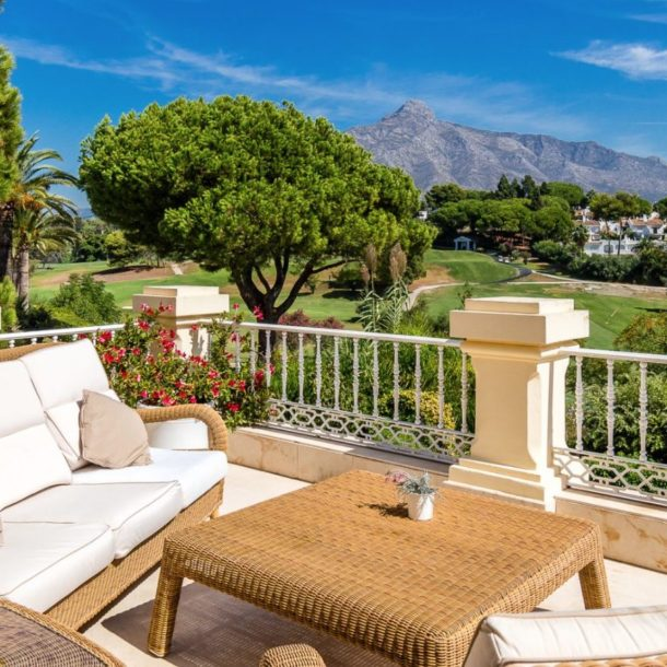 Christmas Retreat in Marbella